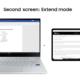 Utiliser une Galaxy Tab S7 comme deuxième écran